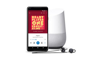 You can now buy audiobooks from the Google Play store