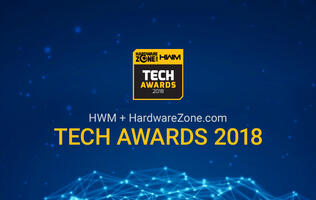 HWM+HardwareZone.com Tech Awards 2018: Readers' Choice Results