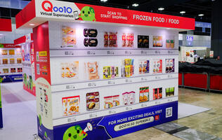 In Pictures: Qoo10's virtual Supermarket