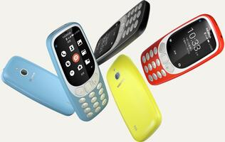 HMD Global unveils the Nokia 3310 4G, info on global availability at MWC 2018?