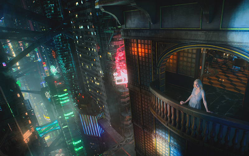 Netflix's Altered Carbon asks what would happen if death were no longer real