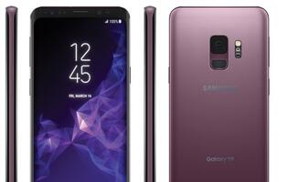 This is the best look at the Samsung Galaxy S9 and S9+