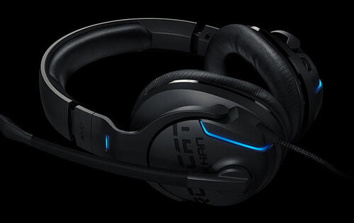 Roccat's Khan Aimo is its first virtual 7.1 surround sound headset in a long while