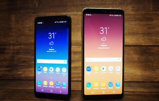 Samsung Galaxy A8 and A8+ (2018) review: Infinity Display comes to the A-series (sort of)