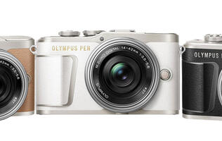 Olympus' new PEN E-PL9 supports 4K video shooting