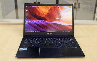 ASUS ZenBook 13 UX331U review: Great bang for your buck