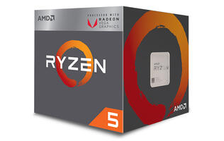 AMD Ryzen 5 2400G preview: Giving discrete GPUs a run for their money