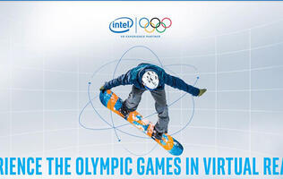 Intel is bringing the Winter Olympics in VR to audiences