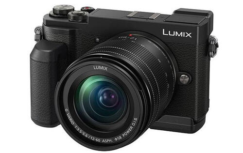 Panasonic announces the launch of the Lumix DC-GX9K