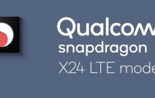 Qualcomm Snapdragon X24 is the world's first 2Gbps LTE modem