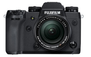 Fujifilm's X-H1 camera has launched! (Updated with local pricing)