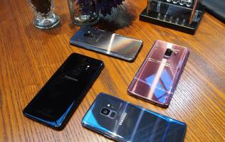 Exclusive First Looks: Samsung Galaxy S9 and S9+