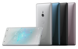 Sony's Xperia XZ2 and XZ2 Compact feature a new design and improved cameras (updated with Singapore pricing!)