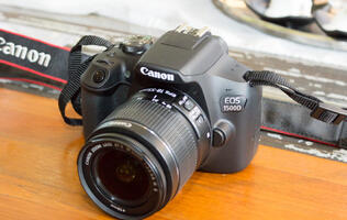 Updated: The EOS 1500D is an entry-level DSLR that Canon calls the 'Easy EOS'