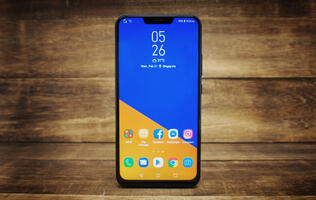 Hands-on: The ASUS ZenFone 5 is an Android phone with a notch