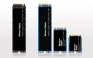 Western Digital achieves vertical integration with faster SSDs that feature in-house controllers