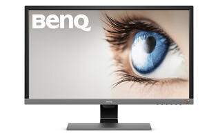 BenQ's EL2870U is a 28-inch 4K monitor with support for HDR