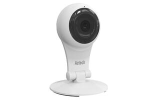 Aztech's new WIPC309HD Full-HD wireless IP camera enables affordable video surveillance