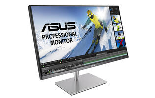 ASUS' ProArt PA32UC is a 4K HDR monitor for creative professionals
