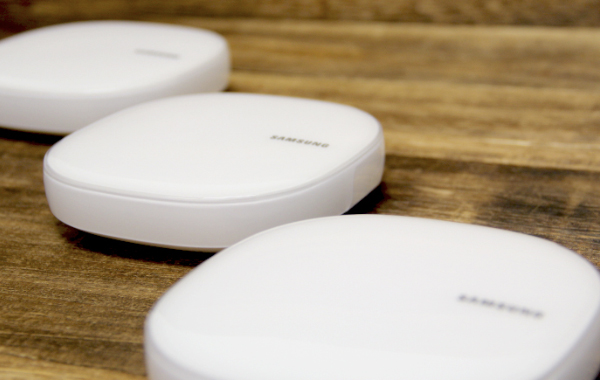 Samsung Connect Home Pro: A mesh networking system with smart home capabilities