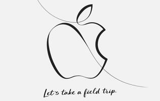 Apple is holding a creative education event on 27 March