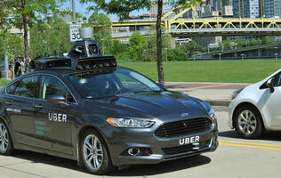 First pedestrian death from a self-driving car causes Uber to suspend all autonomous car testing