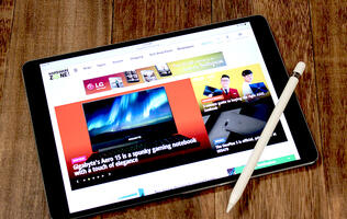 Apple Pencil support could be coming to the new 9.7-inch iPad