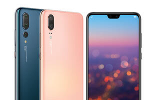Huawei's P20 Pro boasts the world's first Leica-designed triple camera setup