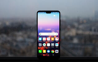 In pictures: The beautiful Huawei P20 Pro