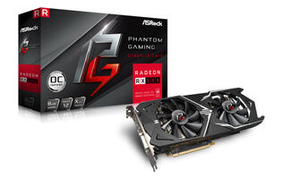 ASRock rolls out four new AMD Radeon RX 500-series Phantom Gaming cards
