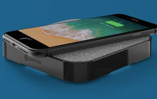 Griffin unveils new PowerBlock Wireless Charging Pad for the iPhone