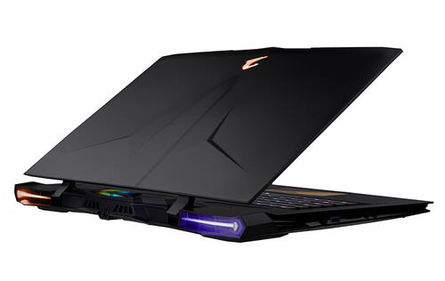 The new Aorus X9 DT packs the power of a desktop into a 17.3-inch notebook