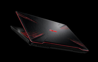 The ASUS TUF Gaming FX504 is designed to last a really long time
