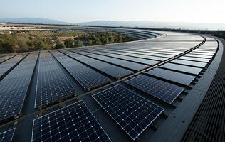 Apple is now globally powered by 100 percent clean energy