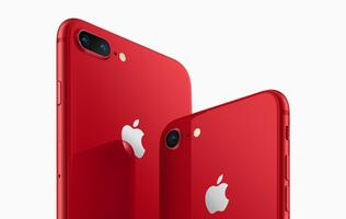 Red iPhone 8 and 8 Plus available for order today, arrive in stores Apr 13