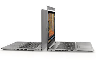 HP's updated ZBook mobile workstations feature Intel's latest chips and integrated privacy screens