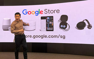 You can now buy Google products from the Singapore Google Store