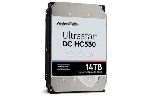 Western Digital launches 14TB Ultrastar DC HC530 drive