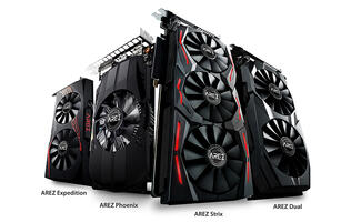ASUS introduces new AREZ branding for AMD-based ROG GPUs