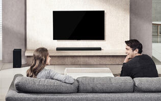 LG releases a series of powerful but affordable sound bars