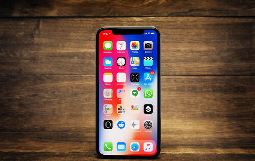 These 7 iPhone X's features achieved above 90% customer satisfaction