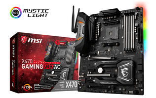 Here are all the AMD X470 motherboards announced so far