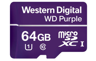 Western Digital's new WD Purple microSD card is perfect for in-car video recorders