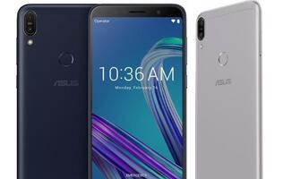 ASUS' new ZenFone Max Pro M1 has a Full HD+ 18:9 display, dual rear cameras, and a massive 5,000mAh battery (Updated!)