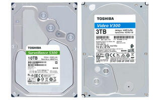 Toshiba releases two new HDDs focused on video applications