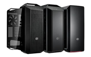 Cooler Master's new MasterCase MC-series cases offer even more flexibility than before