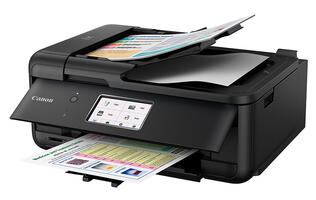 Canon Pixma TR8570 review: A wireless all-in-one printer capable of high-quality prints