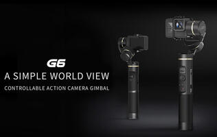 Feiyu's G6 stabilizer gives you more stable footage than before