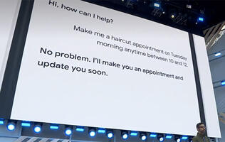 Google Duplex will make Assistant sound and behave more human in a phone conversation