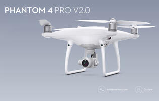 DJI updates their iconic Phantom 4 Pro